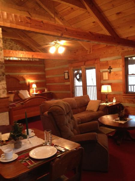 Charming and Romantic - Love Sweet Cabin - Townsend - rentals