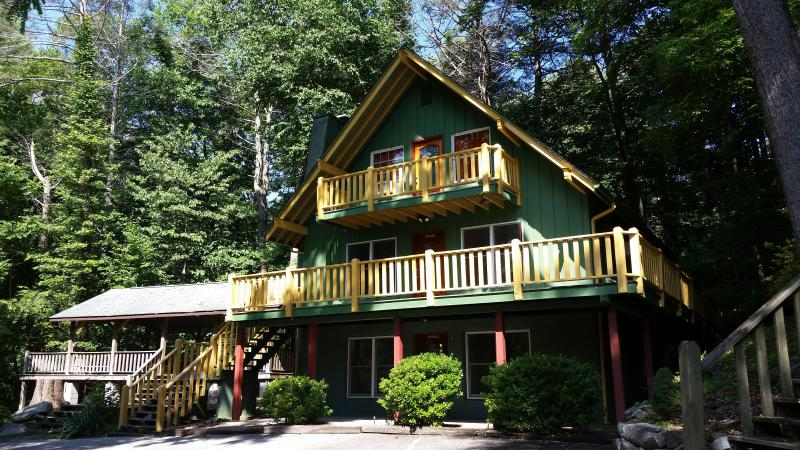 Rocky Broad Unit 2 Mt Village Chalet Chimney Rock - Image 1 - Chimney Rock - rentals