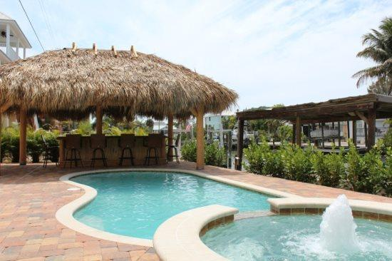 Brand New Pool with Tiki Hut - The All New Sunny Escape is your Perfect North End Vacation Getaway! -  Sunny Escape - Fort Myers Beach - rentals