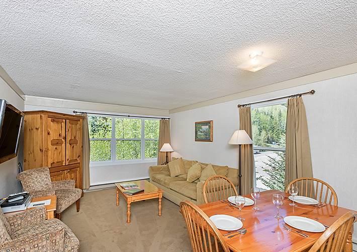 Mountainside Inn #422 - Image 1 - Telluride - rentals