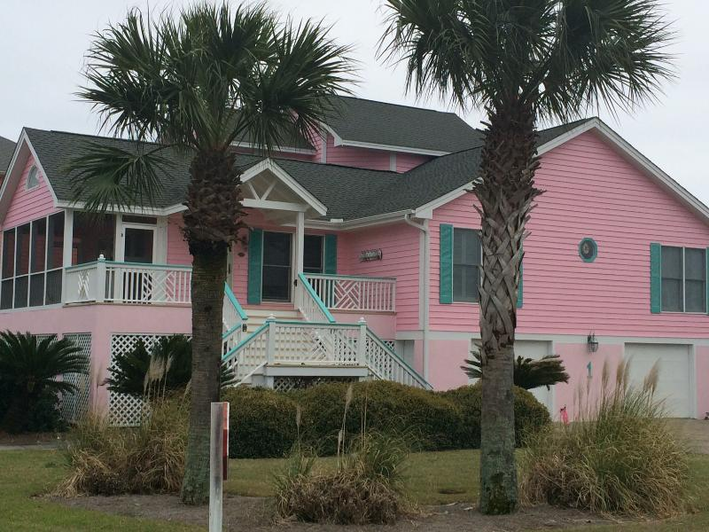 Pink House - Image 1 - Fripp Island - rentals