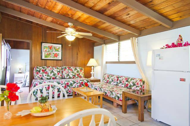 1 Bedroom/1 Bath Ali'i Cottage - 1 Bedroom/1 Bath Units-5 min walk to Kailua Beach - Kailua - rentals