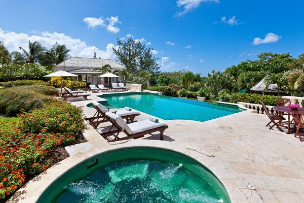 Caribbean Sea views from the main house and guest cottage. BS GOE - Image 1 - Barbados - rentals
