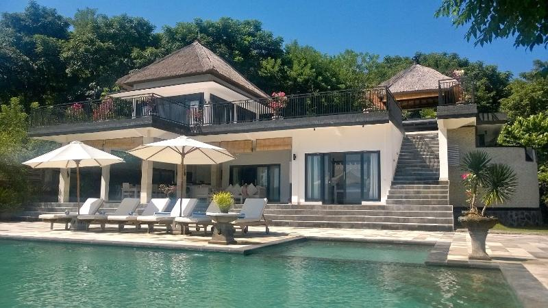 Villa Bekul: new and very luxurious villa with lar - Image 1 - Lovina - rentals
