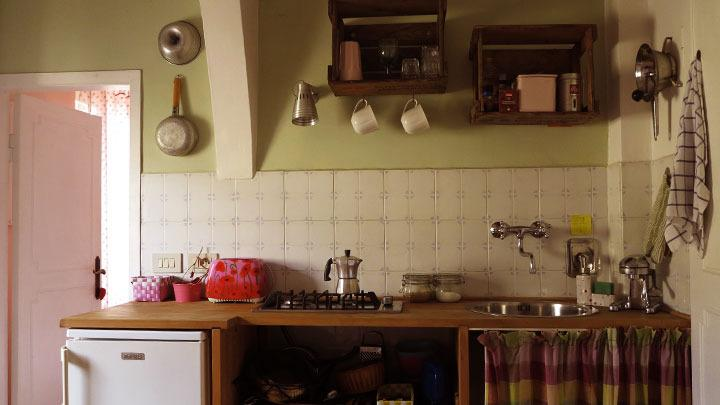 kitchen - Nice 1 Bedroom Vacation Apartment in Downtown Flor - Beverino - rentals
