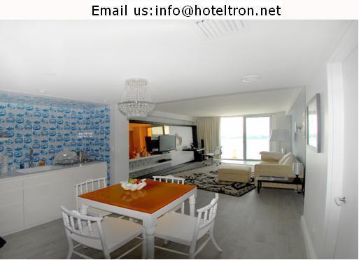 5 Star Luxury Mondrian South Beach 1 Bdrm Sleeps 4 - Image 1 - Miami Beach - rentals