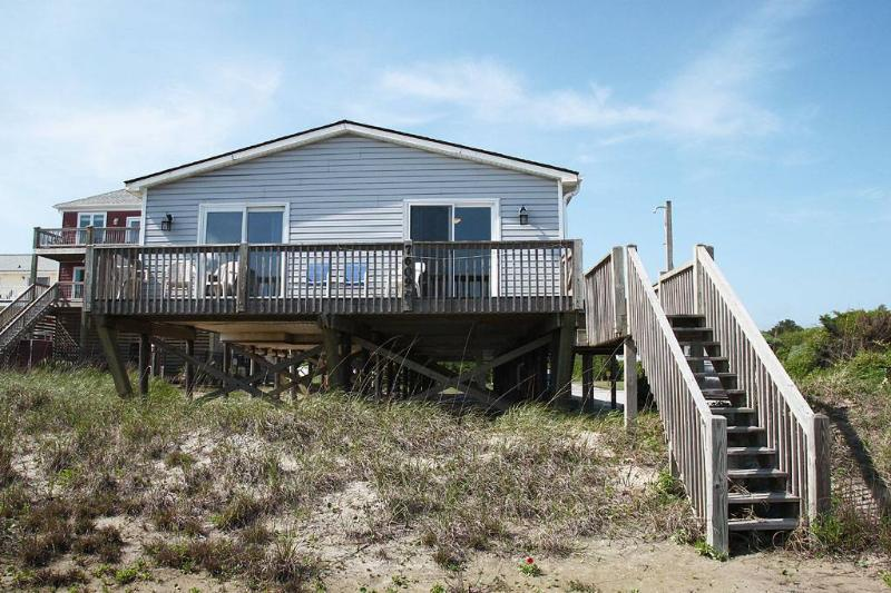 Southern Sky  Unit # 1 7609 East Beach Dr. - Image 1 - Oak Island - rentals