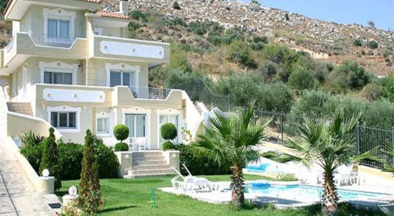 Aris Palace 300m² Villa Prive Pool Family Quiet - Image 1 - Karteros - rentals