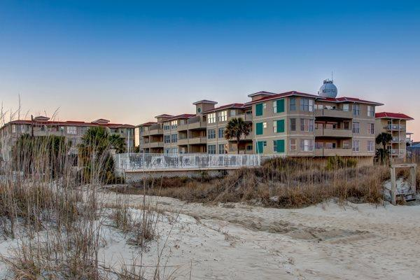 building complex - Starlight - Tybee Island - rentals