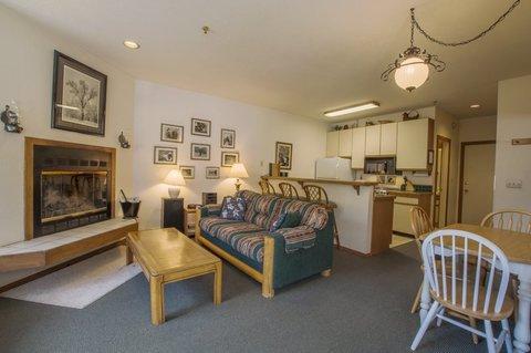 Sun Meadows Condo at Kirkwood 1 bdm ~ RA1481 - Image 1 - Kirkwood - rentals