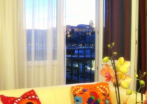 Castle View Studio in the centre with WIFI - Image 1 - Budapest - rentals