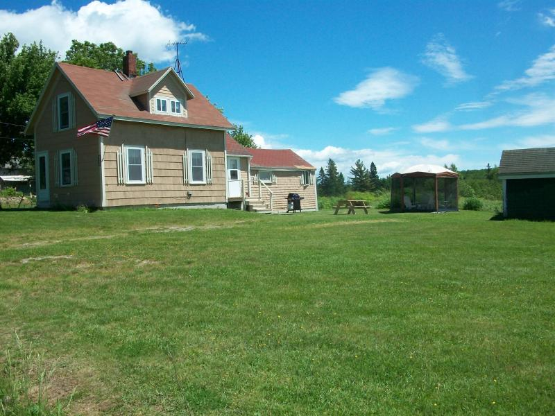 Out doors picnic area - Come UNWIND in our Charming 120 year old home.... - Addison - rentals
