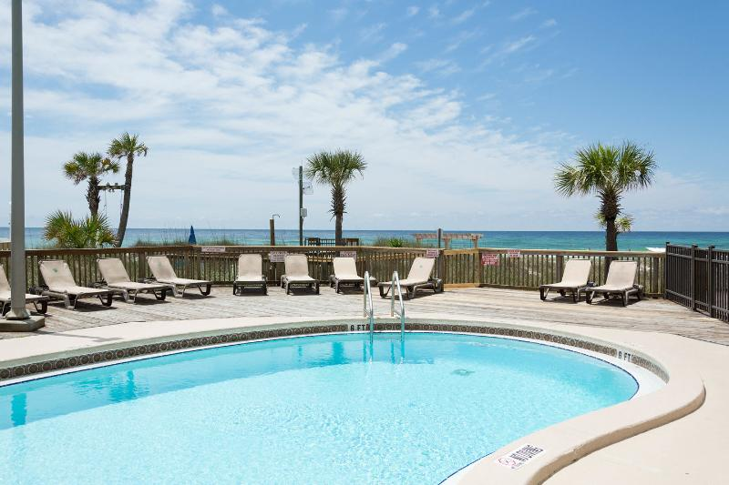 The East Pool - Ground Floor And 50 Feet To Ocean - Nothing's Bett - Panama City Beach - rentals