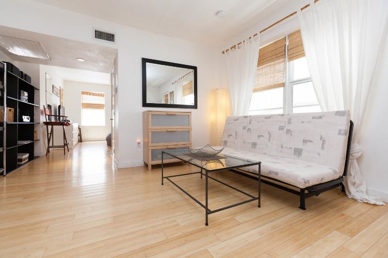 Living Room - Modern SOBE Condo - Steps to the Beach - Miami Beach - rentals