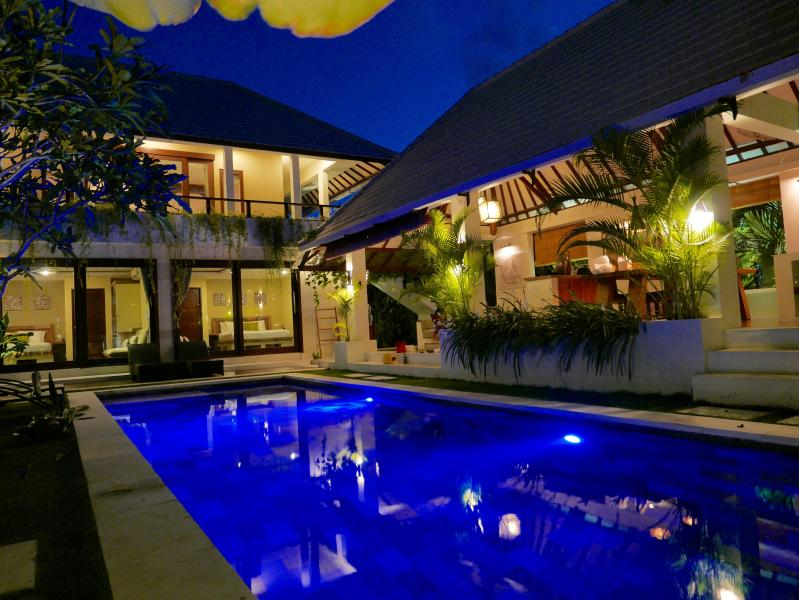 The Beautiful Lane Villa. - Design, Quality, Space, Location and Great Value - Seminyak - rentals