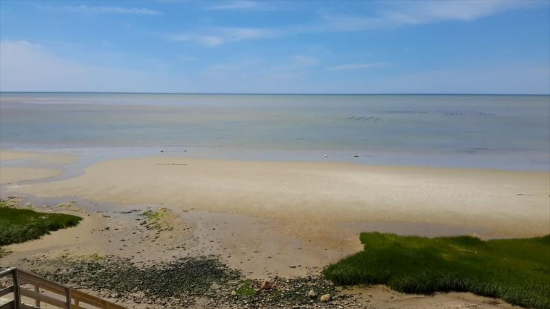 Panoramic Waterviews of Cape Cod Bay from the Deck - HANBRE 77726 - Brewster - rentals