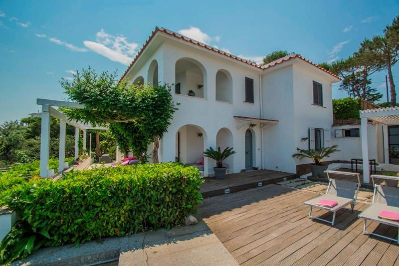 Villa Greca - Image 1 - Massa Lubrense - rentals