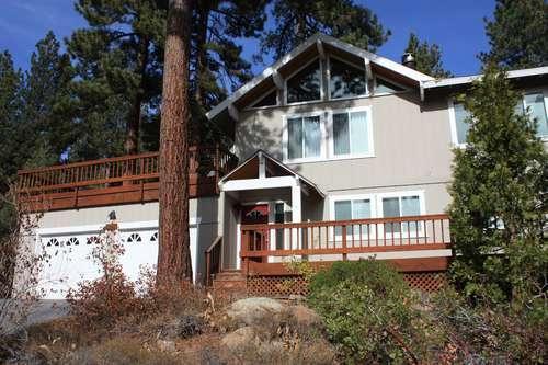 front view - Sullivan - Tahoe City - rentals
