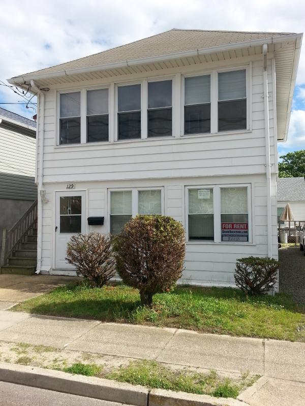 Updated Front View - Marino's Apartments & Cottage - Seaside Heights - rentals