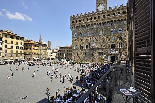 Piazza Signoria View - Image 1 - Italy - rentals
