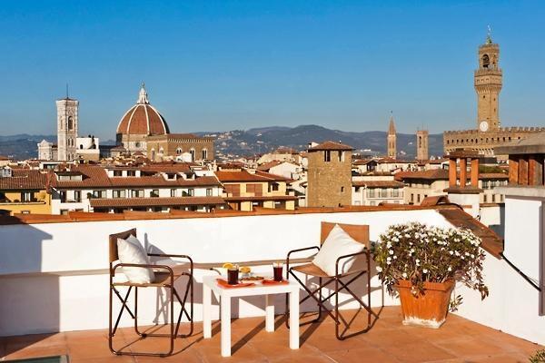 Pontevecchio Terrace - Image 1 - Florence - rentals