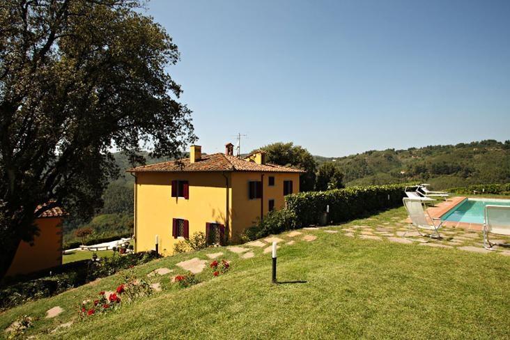 Villa Montecatini - Image 1 - Pistoia - rentals