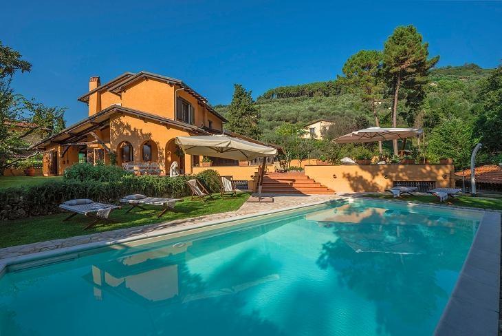 Villa Delle Capanne - Image 1 - World - rentals