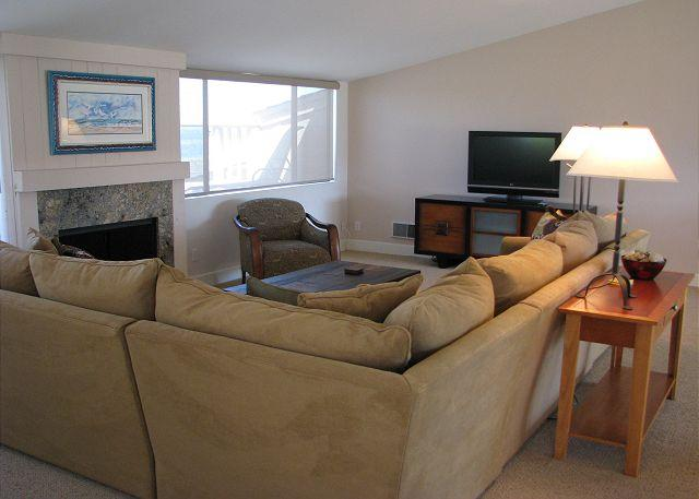 Living Room - 2 Bedroom, 2 Bathroom Vacation Rental in Solana Beach - (SUR35) - Solana Beach - rentals