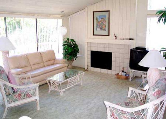 Living Room - 2 Bedroom, 2 Bathroom Vacation Rental in Solana Beach - (SUR4) - Solana Beach - rentals