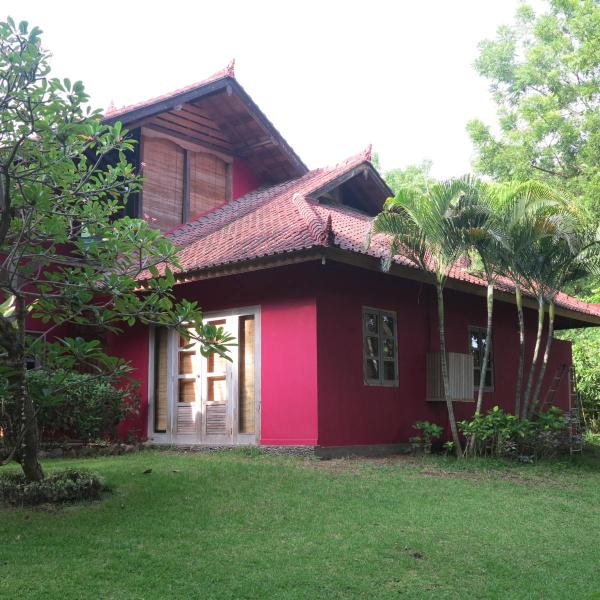 Outside - authentic villa with private pool and large garden - Pemuteran - rentals