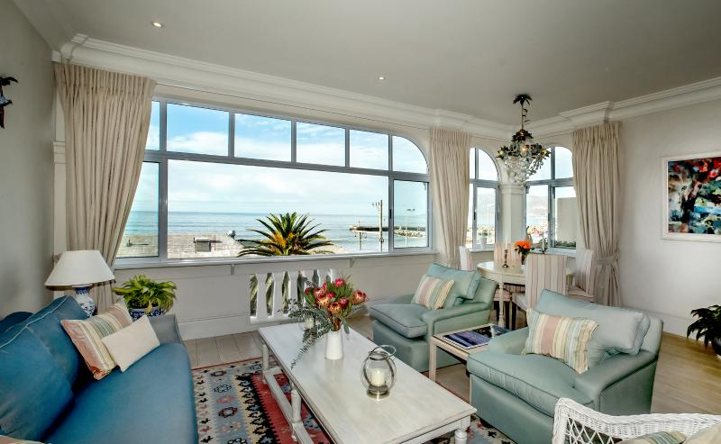 How fantastic is that view! - Kalk Bay Holiday Apartment - Kalk Bay - rentals