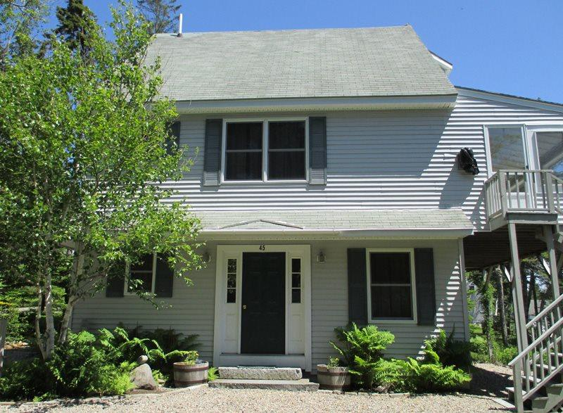 Welcome to Clearview located in Ocean Point with views of the Atlantic Ocean - CLEARVIEW | EAST BOOTHBAY, MAINE | OCEAN VIEWS | FAMILY VACATION | OCEAN POINT COLONY TRUST - Boothbay - rentals