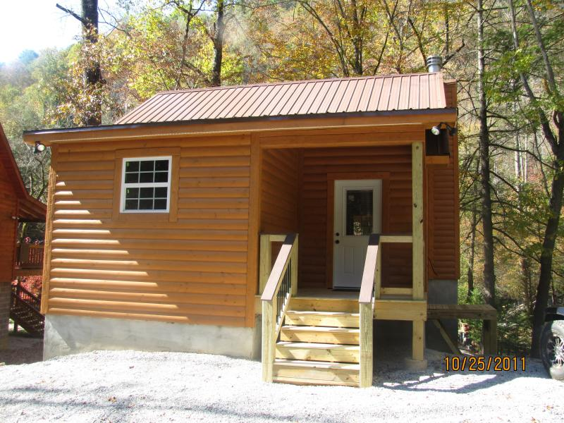 River Escape Exterior - River Escape - Townsend - rentals