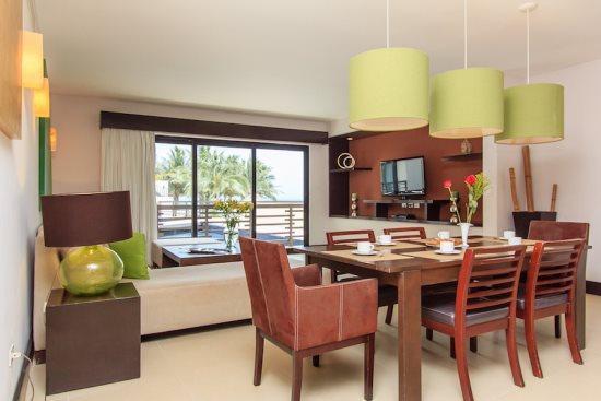 Rentals in Playa del Carmen - Dining area - Aldea Thai Brisa de Mar - Aldea Thai Brisa de Mar - Playa del Carmen - rentals