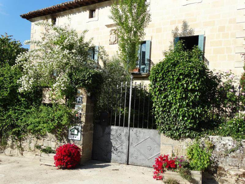 Palacio de Riezu Casa Rural - Image 1 - Pamplona - rentals