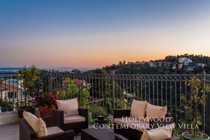 Hollywood Contemporary View Villa - Image 1 - Los Angeles - rentals