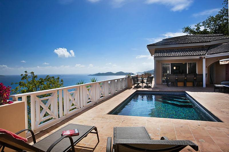 Summer Heights, Sleeps 12 - Image 1 - Tortola - rentals