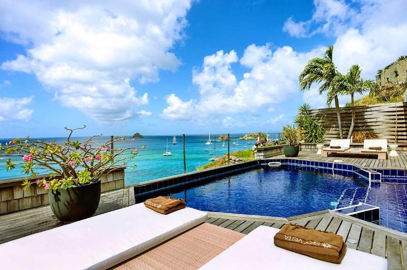 Sky Vista, Sleeps 4 - Image 1 - Gustavia - rentals