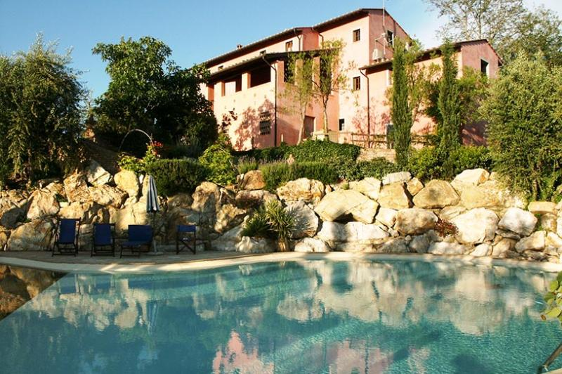 Le Rondini, Sleeps 9 - Image 1 - Pisa - rentals