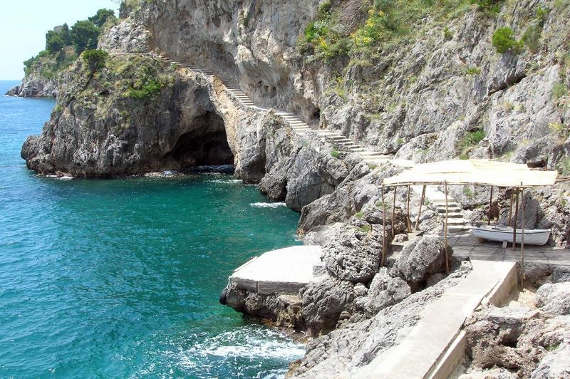 Villa Simona, Sleeps 14 - Image 1 - Amalfi - rentals