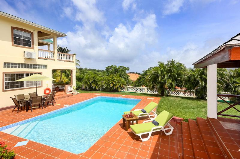 Villa Decaj, Sleeps 10 - Image 1 - Cap Estate - rentals