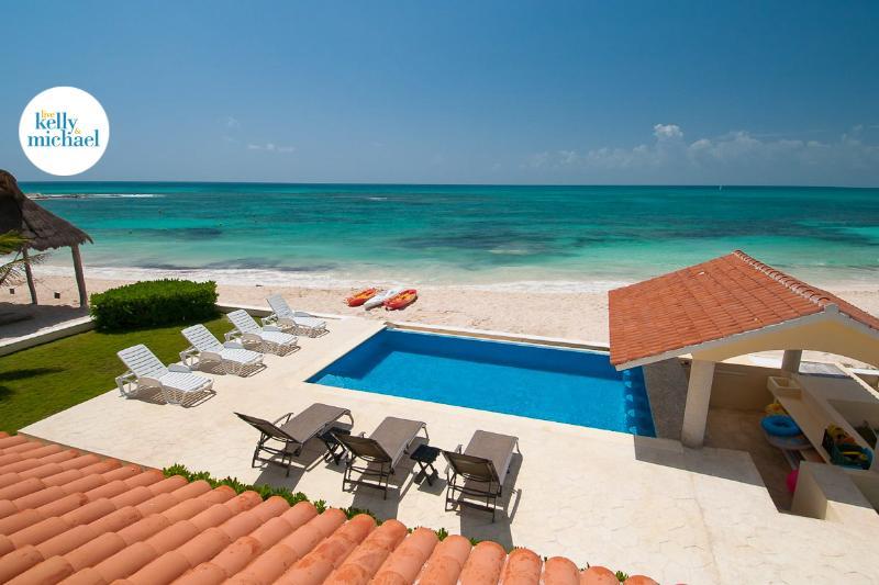 Villa Carolina, Sleeps 10 - Image 1 - Playa Paraiso - rentals