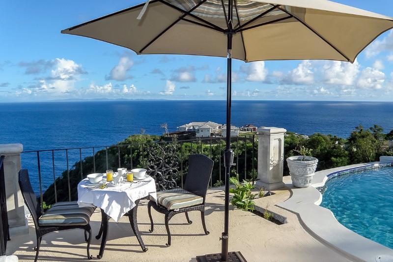 Villa Ivrea, Sleeps 10 - Image 1 - Cap Estate - rentals