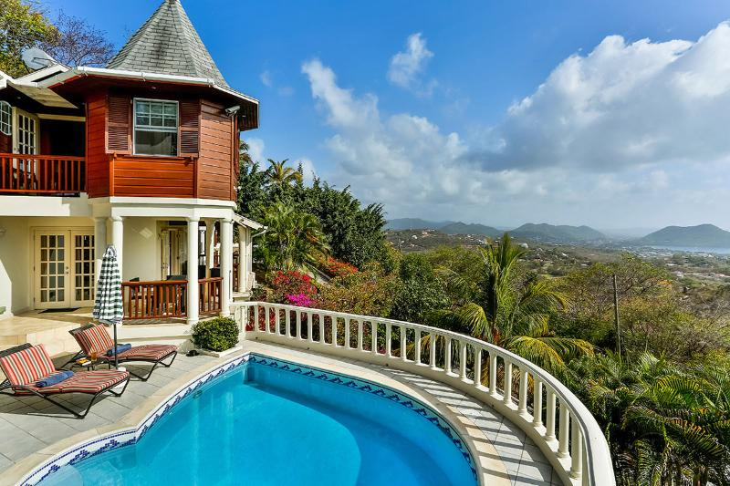 Residence Du Cap, Sleeps 8 - Image 1 - Cap Estate - rentals