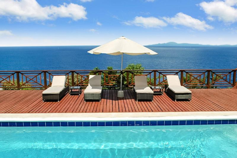 Villa at Panorama, Sleeps 4 - Image 1 - Cap Estate - rentals