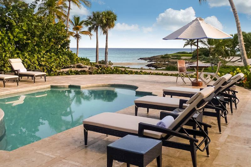 Oceanfront Caleton Villa, Sleeps 9 - Image 1 - Punta Cana - rentals