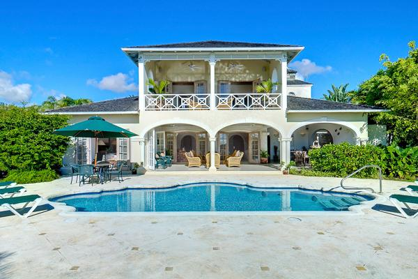 Overlook the Caribbean Sea on Ocean Ridge from this villa. AA OCE - Image 1 - Barbados - rentals