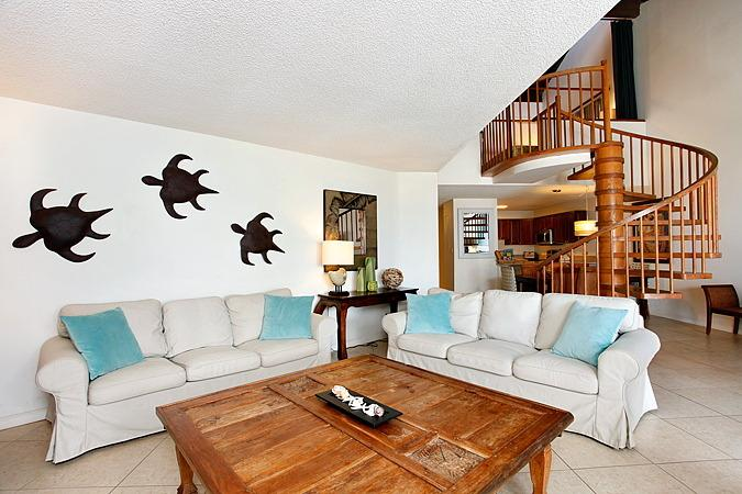 Lots of seating for large groups - Aug/Sep Specials! Remodeled Kamaole Sands 3BR - Kihei - rentals