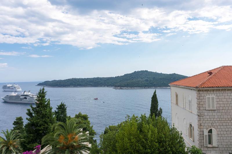 Apartment across Argentina hotel -Dubrovnik - Image 1 - Dubrovnik - rentals