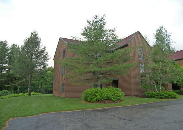 Exterior of Unit - Deer Park 192 - Managed by Loon Reservation Service - North Woodstock - rentals
